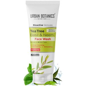 Best natural face wash in India