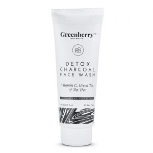 best organic face wash in india