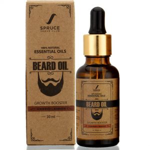Best beard growth oil in India